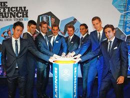Klare Auftaktsiege f�r Djokovic und Federer