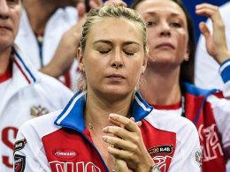 Fed-Cup-Sieger Tschechien! Sharapova wartet weiter