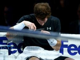 Trotz Haarschnitt auf dem Court: Nadal kocht Murray ab
