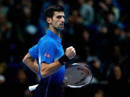 Federer folgt Djokovic ins Finale