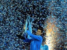 An Beckers Geburtstag: Djokovics historischer Triumph