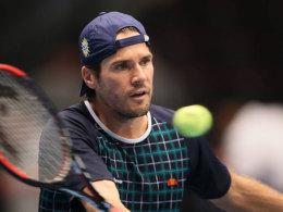 Haas schl�gt in Stuttgart auf - Federer l�st Boom aus