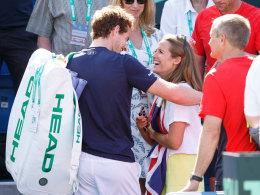 Baby-Alarm: Murray k�nnte Australian Open verlassen