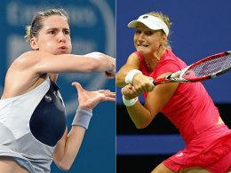 Petkovic gegen Makarova - Aus für Venus und Ivanovic