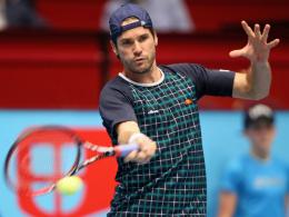 Wieder Verletzungspech: Haas sagt Australian Open ab