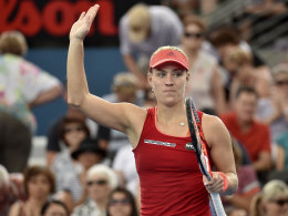 Kerber im Halbfinale - Petkovic-Aus gegen Qualifikantin