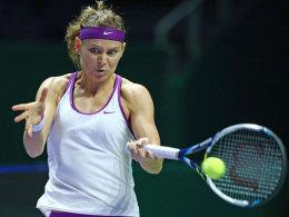 Safarova muss erstmals in Melbourne passen