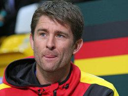 Vertrag bis Ende des Jahres: Michael Kohlmann bleibt Tennis-Bundestrainer.