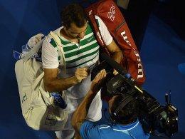 Nr. 300: Federer nach Schw�chephase weiter