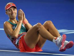 Ticker: Unfassbar! Kerber gewinnt die Australian Open