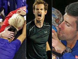 Djokovics halbes Dutzend - Beckers feuchte Augen