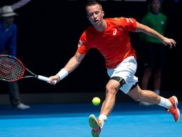 Kohlschreiber verpasst Finale - Thiem schl�gt Nadal