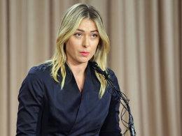 Unfreiwillige Auszeit: Maria Sharapova positiv getestet