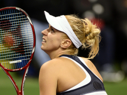 Aus in Indian Wells: Sabine Lisicki.