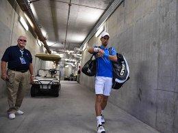 Indian Wells: Djokovic jetzt gegen Nadal
