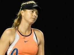 Russen hoffen auf Sharapova bei Olympia 2016