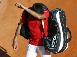 Siegesserie vorbei! Djokovic streicht die Segel