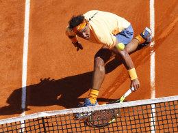 Nadal folgt Murray ins Halbfinale - Federer raus