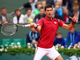 Thiem folgt Djokovic ins Halbfinale