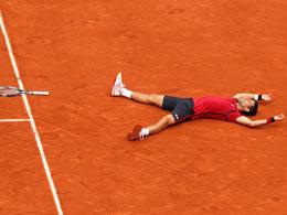Geschafft! Djokovic erobert erstmals Paris
