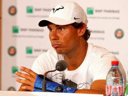 Bittere Nachricht: Nadal spielt nicht in Wimbledon