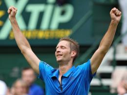 Mayer gewinnt deutsches Finale - Murray in drei