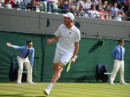 Aus für Djokovic: Querrey und das Spiel seines Lebens