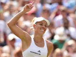 Finale! Kerber hat Wimbledon-Titel vor Augen
