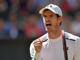 3:0! Murray triumphiert erneut in Wimbledon