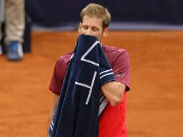 Mayer und Zverev scheitern in Runde eins