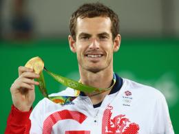 Murray gewinnt zum zweiten Mal olympisches Gold