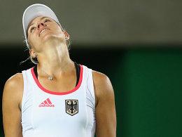 Silber statt Gold: Kerber verliert Rio-Finale