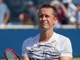 Kohlschreiber hofft auf Davis-Cup-Einsatz