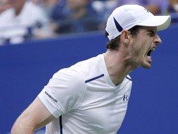 Murray bald wie Laver, Federer und Djokovic?