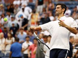 Nach 4:2-Führung: Djokovic zieht eine Runde weiter
