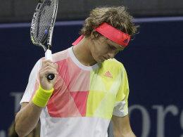 Absage! Zverev verschärft Davis-Cup-Querelen