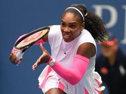Serena Williams stellt neuen Rekord auf
