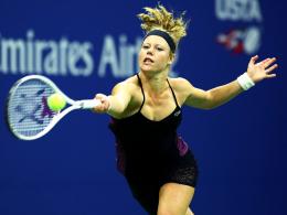 Siegemund chancenlos gegen Venus Williams