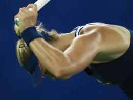 Kerber verliert Marathonmatch gegen Kvitova