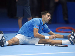 Djokovic muss in China passen