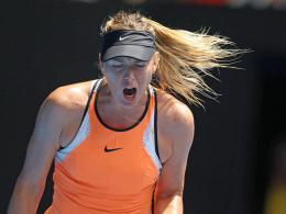 Sharapova-Sperre auf 15 Monate reduziert