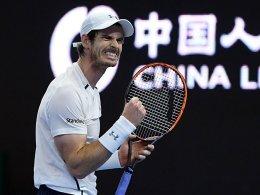 Finale! Murray rückt näher an Djokovic heran