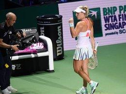 Kerber bringt Tennis wieder ins TV
