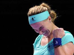 Kuznetsova siegt knapp - Pliskovas tolles Comeback