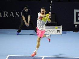 Sensationssieg! Zverev schlägt Wawrinka