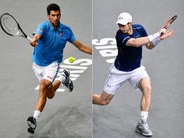 Djokovic nach 122 Wochen abgelöst: Murray Nr. 1!