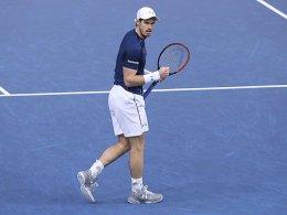 Murray setzt sich in Paris die Krone auf