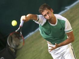 LIVE! Mayer fordert Favorit Federer - Görges vs. Lisicki