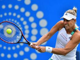 Kerber verpasst Tennis-Halbfinale von Eastbourne
