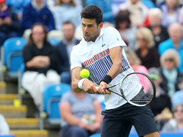 LIVE! DTB-Duo in Wimbledon - Was macht Djokovic?